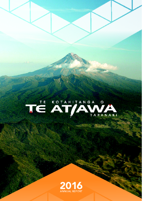 TKOTA Annual Report – 2015-2016