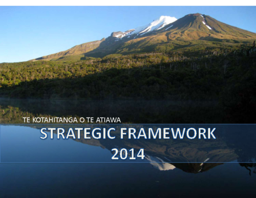 TKOTA Strategic Framework – 2014