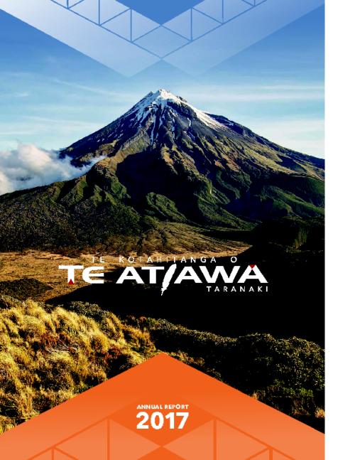 TKOTA Annual Report 2017